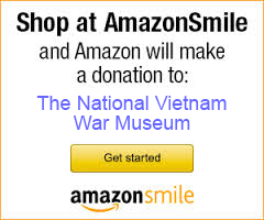 Shop Amazon Smile to donate to The National Vietnam War Museum